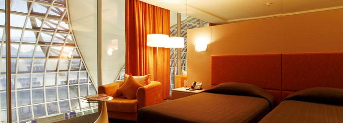 DELUXE ROOM ONLY LIMITED HOURS (09.00-15.00) Miracle Transit Hotel Bangkok